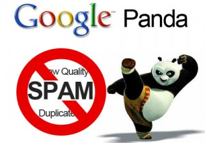 Cara Cepat Halaman 1 Google Panda