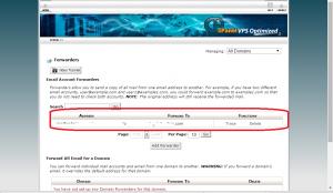 Membuat Email Forwarding di Cpanel