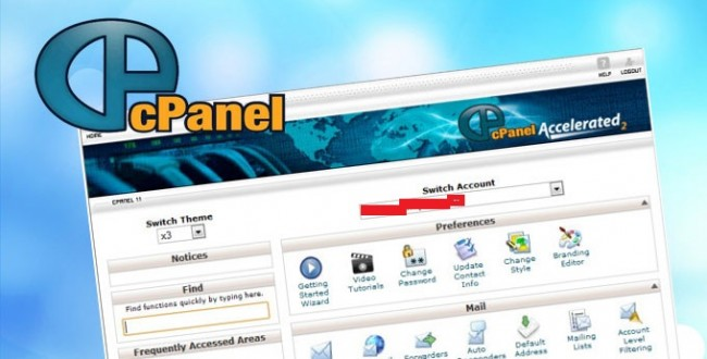 Output from your job cPanel WHM