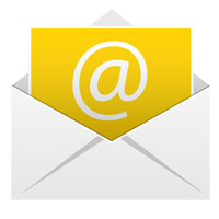 seting email android
