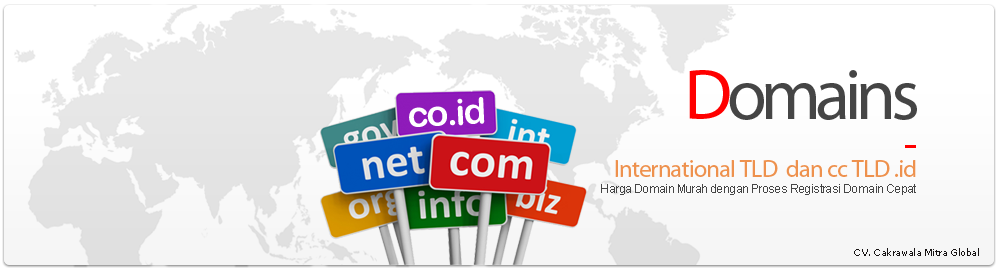 Domain Murah Indonesia Tld Internasional Indositehost