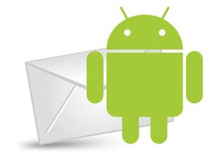 konfigurasi webmail pada android