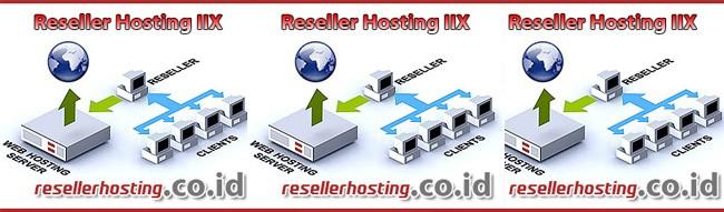 Reseller Hosting IIX Server