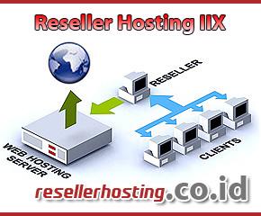 Reseller Hosting Server IIX