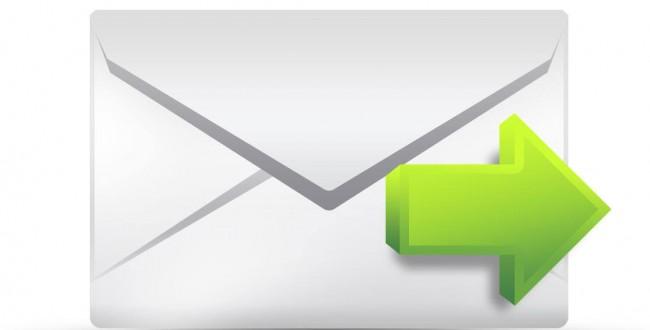 Email Forwarding di Cpanel